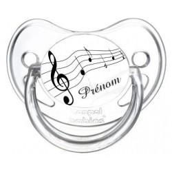 Tétine musique