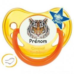 Tétine tigre