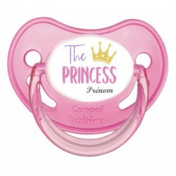 Tétine princesse