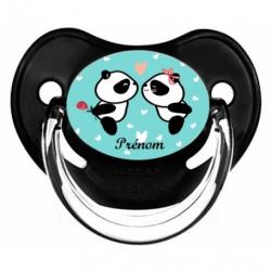 Tétine panda